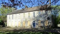 €2.2m of Lee way as historical Inchigaggin House with 106 acres of farmland comes to market