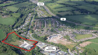 Sally forth for big Glanmire site