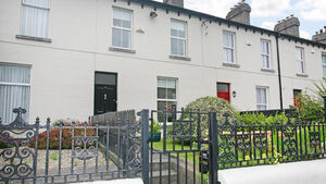 This Limerick city Victorian home has many of its original features
