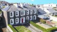 A touch of elegance with seaside views in Kilkee