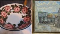 Summer surprises at Cork auction rooms