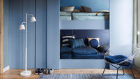 Steep your home in moody blue hues for spring