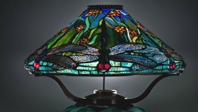 Vintage view: A look back at the Tiffany lamp