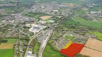 Zoned land has planning for 85 homes