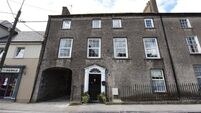 Georgian elegance in Mallow with this 1780 period piece