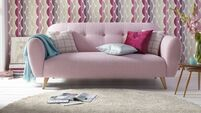 Flirting with pink interiors can help lighten your home