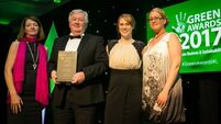 Castletownbere Fisherman's Co-op named Green Business of the Year