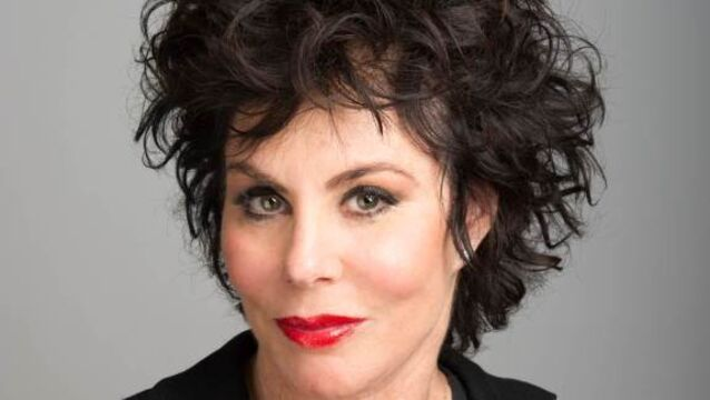 Grin and bear it - Ruby Wax has no time for bitterness
