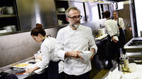Lunch with Massimo Bottura, the man voted the number one chef in the world