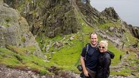 Online Lives: Meet travel blogging couple Elaine and Dave