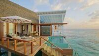 Paradise found with five-star luxury in the Maldives