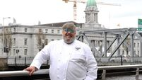 Meet the larger than life chef behind the menus at Cork's newest Mexican restaurant