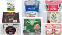 Eight strawberry yogurts to put to the taste and nutrition test