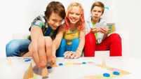 How playing board games can help teens when studying for exams
