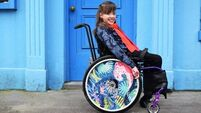 How designing spoke guards for her sister's wheelchair became a business for Ailbhe Keane
