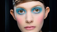 Rainbow make-up is the latest beauty trend