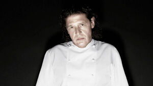 The Restaurant judge, Marco Pierre White, shares his recipe for a happy life