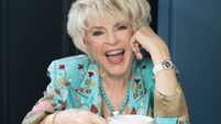 Making cents: Reporting on so many scams has made Gloria Hunniford wary
