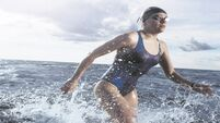 Meet the open water swimmers who feel the positive link between exercise and emotion