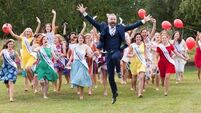Rose of Tralee is many a splendored thing