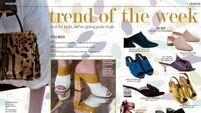 Trend of the week: Shoes - the much-coveted mule