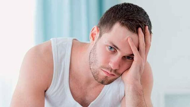 Let's talk male infertility