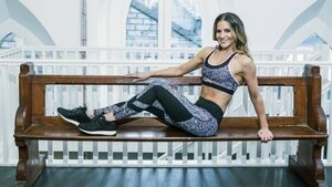 Body beautiful: Amanda Byram on giving up fad diets