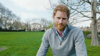 Prince Harry opens up about pain following his mother's death
