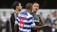 Ferdinand and Terry to face off in cup clash