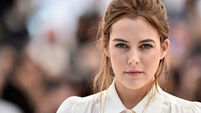 Elvis' granddaughter Riley Keough makes her mark in showbiz