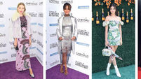 On the red carpet: Jaime King, Halle Berry, Kendall Jenner, Salma Hayek