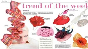 Trend of the week: Hats