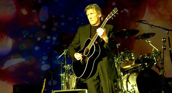 Roger Waters performing at Live at the Marquee.