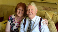 Ageing with attitude: Health is wealth for devoted couple