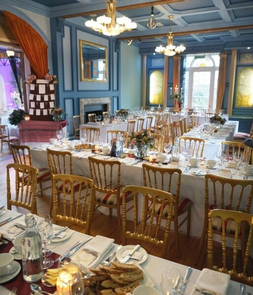 The mansion won the Overall Venue of the Year at the Weddings Online awards in February. Picture: Larry Cummins