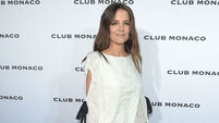 Anatomy of a look: Katie Holmes, actress