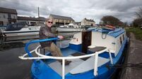 Meet the people who live on Ireland's waterways