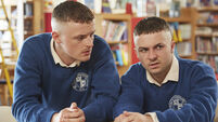Check out these first look snapshots from episode one of 'Young Offenders'