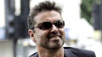 George Michael admitted to hospital