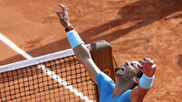 Rafael Nadal ready to turn it up to 11