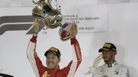 Vettel digs in to deny Bottas in thriller
