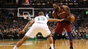 Celtics anticipate 'heavyweight punch' in Game 2 against Cavs