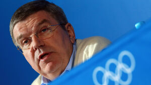 Thomas Bach defends IOC's handling of Russia doping case