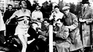 Death of Roger Bannister: 'I drove on, impelled by a combination of fear and pride'