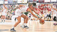 Ireland Women's basketball team falter as shooting turns cold