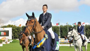 Rankings rise comes after good week for Irish show jumpers