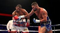 Bellew 'not stopping now' after humbling Haye
