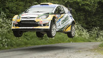 Moffett and Moriarty claim spoils in Cavan Rally