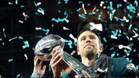 Nick Foles an unlikely hero as Philadelphia Eagles finally come good in Super Bowl