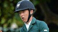 Bertram Allen and Michael G Duffy carry Irish hopes in Rome